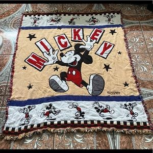 Other - Mickey Mouse Blanket